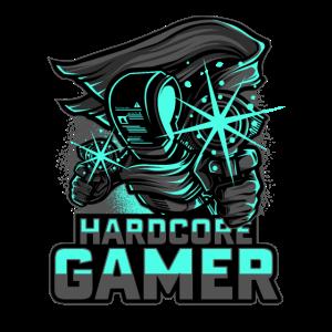 Nerd Gamer Designs HC Gamer Ed azur