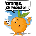 Orange oh désespoir !