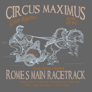 Lucius the great Bigarius at Circus Maximus