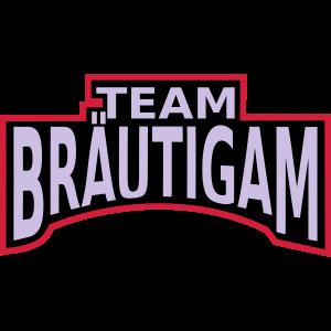 Junggesellenabschied Team Bräutigam