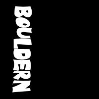 Bouldern Print für Männer - schwarz