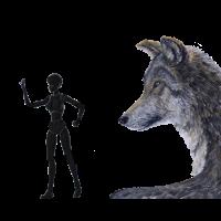 Wölfe schützen