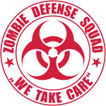 Zombie Defense Squad - we take care
