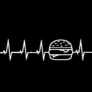 Ich liebe Burger - Herzschlag