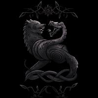 Fenrir und Jörmungandr - Brothers of Ragnarök