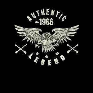 authentic legend 1966 Geburtstag, Geburtsjahr