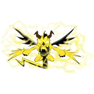 Fulgur il drago elettrizzante