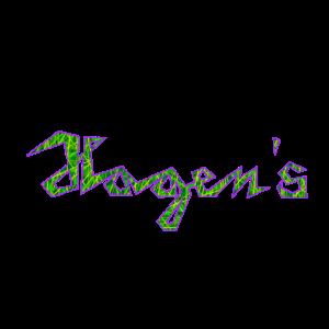 Hagen's Markenlogo sla gruen