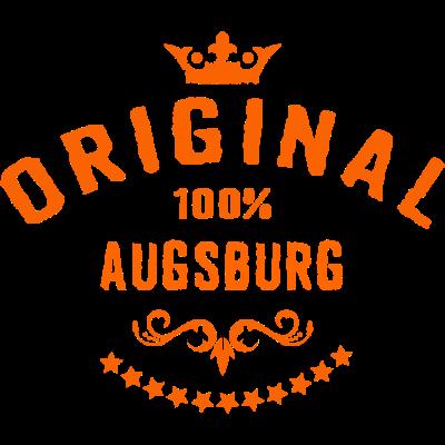 Städte Motiv Augsburg City Geschenk - Du suchst das Design passend zu deinem Ort, deiner Stadt, oder deiner Region? Dann bist Du bei RAHMENLOS goldrichtig. Unsere Städte Designs werden Dich begeistern!  - Town,T-Shirt,Städtenamen,Städte,Stolz,Stadt,Shirt,RAHMENLOS,Ortschaft,Ort,Name,München,Munich,Image,Großstadt,Geschenk,Fun,Frankfurt,Einwohner,Dorf,City,Berlin