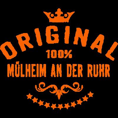 Städte Motiv Mülheim-an-der-Ruhr City Geschenk - Du suchst das Design passend zu deinem Ort, deiner Stadt, oder deiner Region? Dann bist Du bei RAHMENLOS goldrichtig. Unsere Städte Designs werden Dich begeistern!  - Town,T-Shirt,Städtenamen,Städte,Stolz,Stadt,Shirt,RAHMENLOS,Ortschaft,Ort,Name,München,Munich,Image,Großstadt,Geschenk,Fun,Frankfurt,Einwohner,Dorf,City,Berlin