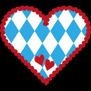 Oktoberfest Herz