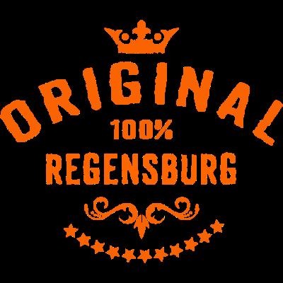 Städte Motiv Regensburg City Geschenk - Du suchst das Design passend zu deinem Ort, deiner Stadt, oder deiner Region? Dann bist Du bei RAHMENLOS goldrichtig. Unsere Städte Designs werden Dich begeistern!  - Town,T-Shirt,Städtenamen,Städte,Stolz,Stadt,Shirt,RAHMENLOS,Ortschaft,Ort,Name,München,Munich,Image,Großstadt,Geschenk,Fun,Frankfurt,Einwohner,Dorf,City,Berlin