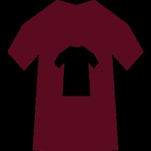 T-Shirt auf T-Shirt neu