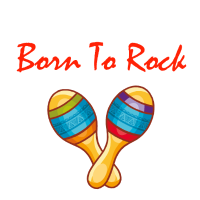 Born to Rock - Design for Kids