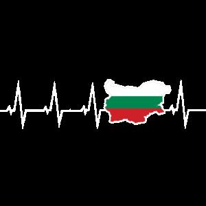 Ich liebe Bulgarien - Herzschlag