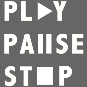 Play Pause Stop