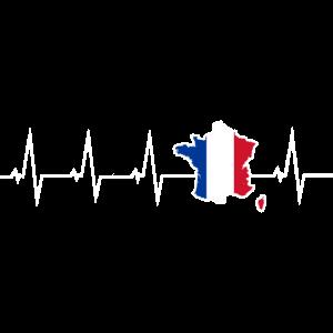 Ich liebe Frankreich - Herzschlag