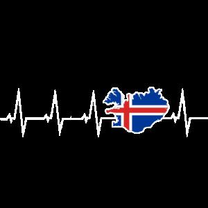 Ich liebe Island - Herzschlag