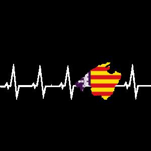 Ich liebe Mallorca - Herzschlag