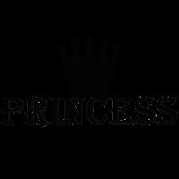 PRINCESS schwarz
