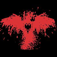 Albanian Eagle - Albanischer Adler Shirt Shqiponja