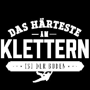 Klettern Sportklettern Felsklettern Klatterer Seil