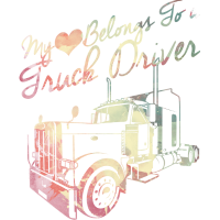 I Love Truck Driver