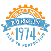 Born in the year 1974 a
