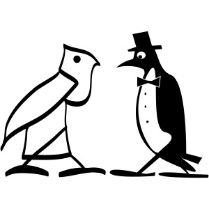 pingouin égyptien