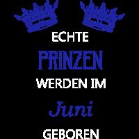 Prinz Juni Geburtstag Monat Birthday Prinzen prinz