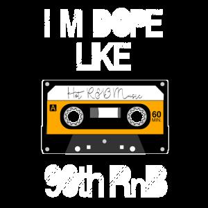 R&B RnB Musik Mixtape Casette Geschenk