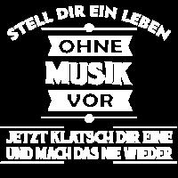 Musik - Stell dir ein Leben ohne vor...
