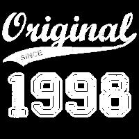 Original 1998 Geburtstag Jahre Geschenk T-Shirt