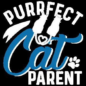 purrfect Katze Elternteil