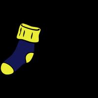 Coole Socke