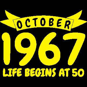 Oktober 1967