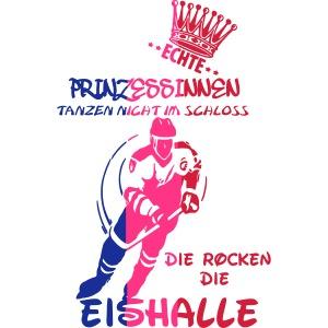 Eishockeyprinzessin