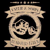 Vater und Sohn - Bund fürs Leben
