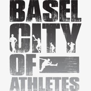 Basel City of Athletes B/W
