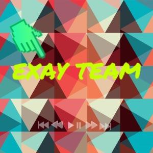 exay team iphone case