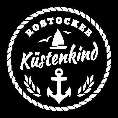 ROSTOCKER KÜSTENKIND T-SHIRT - ROSTOCKER KÜSTENKIND T-SHIRT - Das Leben und die Menschen an der Küste sind etwas besonderes. - hansestadt,segelboot,boot,Stadt,ostsee,kapitän,yacht,motorboot,kinder,segeln,nordsee,küste,Rostock,ufer,rostocker,skipper,anker,sonne