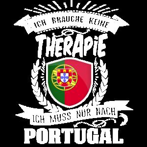 Ich brauche keine Therapie Portugal