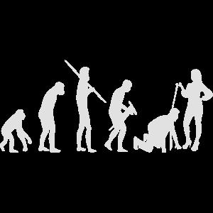 Evolution game over