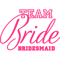 Team bridesmaid
