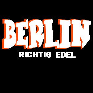 BERLIN RICHTIG EDEL