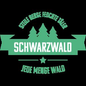 Schwarzwald - Blackforest
