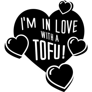 I'm in Love with a TOFU! - tiny