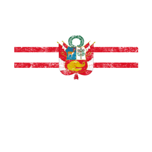 Peruanische Flagge Shirt - Peruanische Emblem & Flag Peru