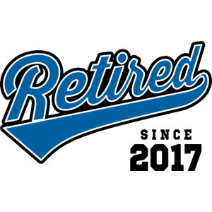 Retired Since 2017