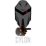 Cylon to right